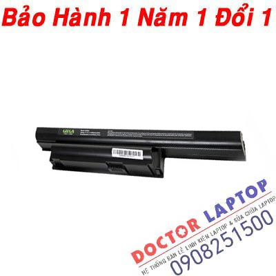 Pin Laptop Sony Vaio VPCEB11FM