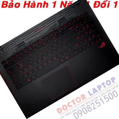 Bàn Phím Laptop Dell ASUS GL552JX GL552J GL552 ( Original )