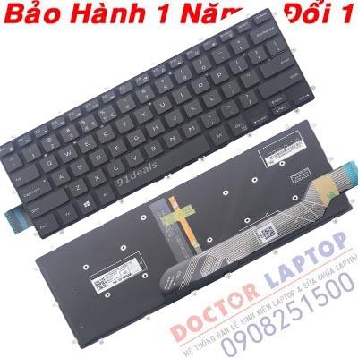Thay Sửa Bàn Phím Laptop Dell Inspiron 7368 13-7368