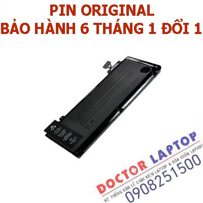 Thay Pin Macbook Pro A1278 HCM | Pin Macbook A1278 TpHCM