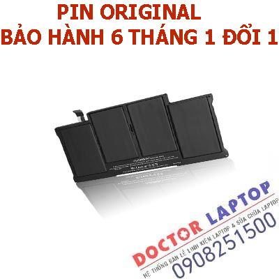 Thay Pin Macbook A1466 HCM | Thay Pin Macbook Air A1466 TpHCM