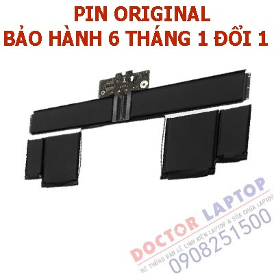 Pin Macbook A1425, Pin Macbook Pro Retina A1425 ( Original )