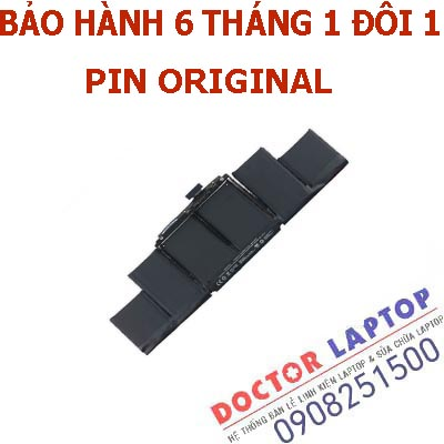 Thay Pin Macbook A1398 HCM   Thay Pin Macbook Pro A1398 TpHCM