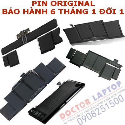 Thay Pin Macbook 2011 HCM | Thay Pin Macbook Pro Air 2011 TpHCM
