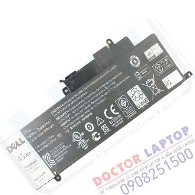 Pin Dell Xps 9550 15-9550 P56F P56F001 | Thay Pin Laptop Dell Xps 9550