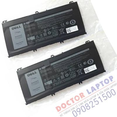 Pin Dell Inspiron 7375 13-7375 | Thay Pin Laptop Dell Inspiron 7357