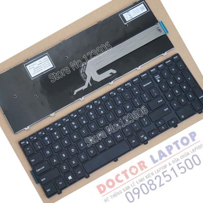 Bàn Phím Laptop Dell Vostro 3578, Thay keyboard Dell 3578