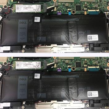 Đặc điểm của pin laptop dell inspiron 7370 là sử dụng công nghệ pin Li-po cho pin bền